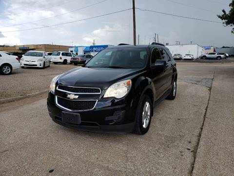 2011 Chevrolet Equinox for sale at Image Auto Sales in Dallas TX