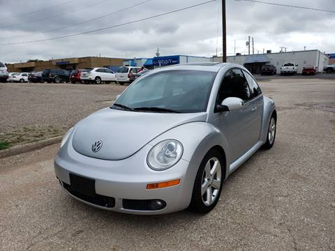 2007 Volkswagen New Beetle for sale at Image Auto Sales in Dallas TX