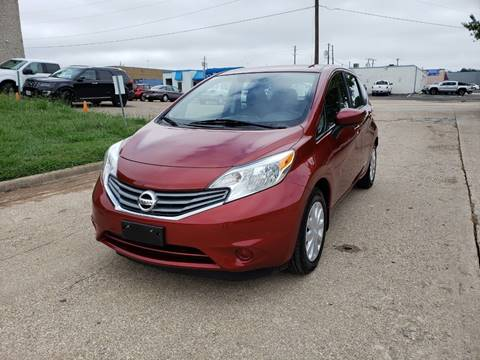 2016 Nissan Versa Note for sale at Image Auto Sales in Dallas TX