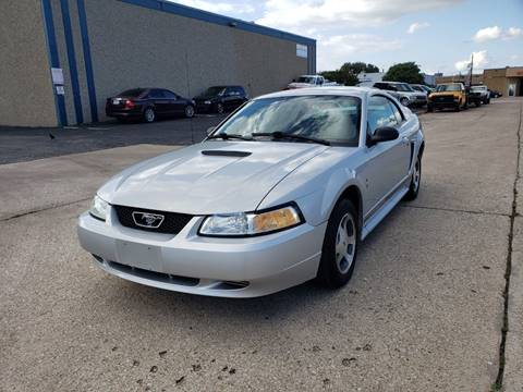 2000 Ford Mustang for sale at Image Auto Sales in Dallas TX