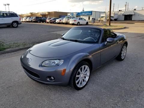 2007 Mazda MX-5 Miata for sale at Image Auto Sales in Dallas TX