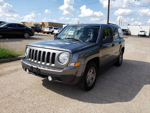 2014 Jeep Patriot for sale at Image Auto Sales in Dallas TX