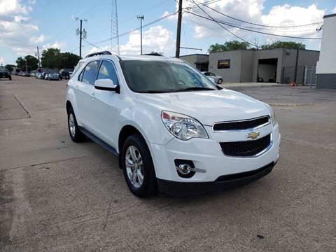 2012 Chevrolet Equinox for sale at Image Auto Sales in Dallas TX