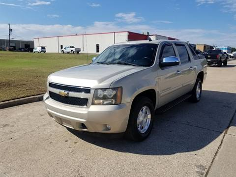 2007 Chevrolet Avalanche for sale at Image Auto Sales in Dallas TX