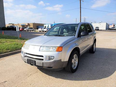 2005 Saturn Vue for sale at Image Auto Sales in Dallas TX