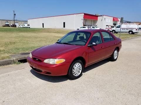 1999 Ford Escort for sale in Dallas, TX