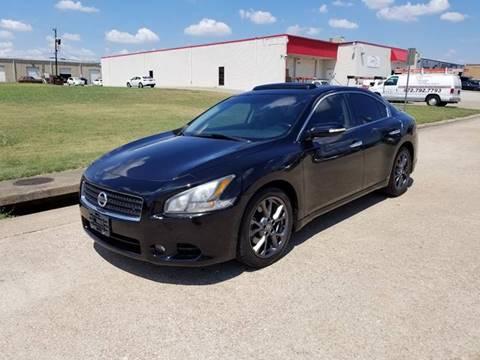 2011 Nissan Maxima for sale in Dallas, TX