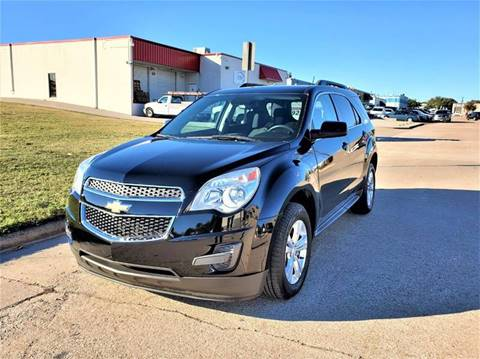 2014 Chevrolet Equinox for sale in Dallas, TX
