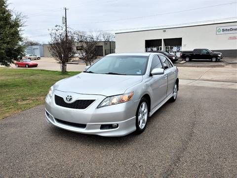 2009 Toyota Camry SE V6 for sale at Image Auto Sales in Dallas TX