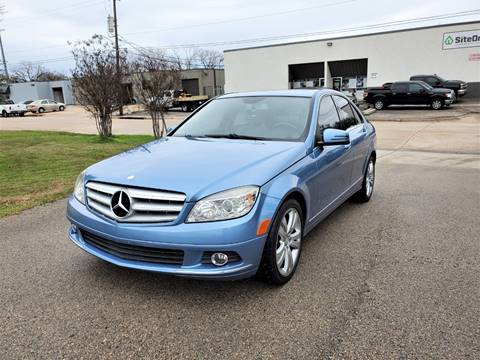 2010 Mercedes-Benz C-Class C 300 Sport for sale at Image Auto Sales in Dallas TX