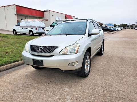 2004 Lexus RX 330 for sale at Image Auto Sales in Dallas TX