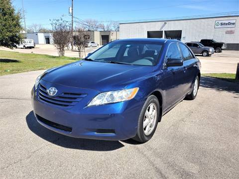 2008 Toyota Camry LE for sale at Image Auto Sales in Dallas TX