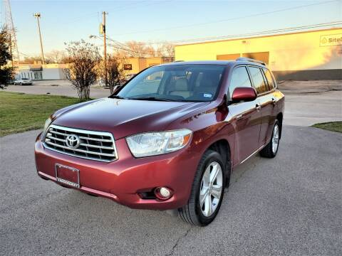 2009 Toyota Highlander Limited for sale at Image Auto Sales in Dallas TX