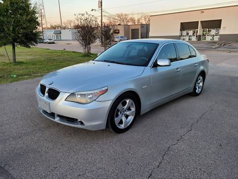 2004 BMW 5 Series 530i for sale at Image Auto Sales in Dallas TX