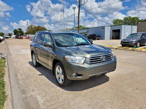 2008 Toyota Highlander Limited for sale at Image Auto Sales in Dallas TX