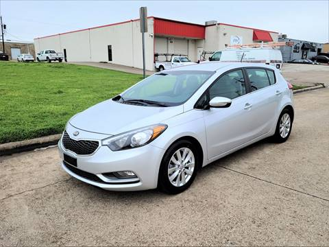 2015 Kia Forte5 EX for sale at Image Auto Sales in Dallas TX