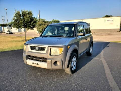 2003 Honda Element for sale at Image Auto Sales in Dallas TX