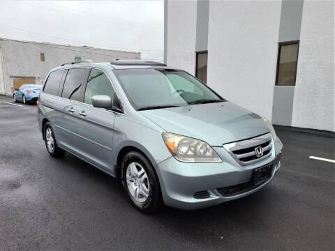 2007 Honda Odyssey for sale at Image Auto Sales in Dallas TX