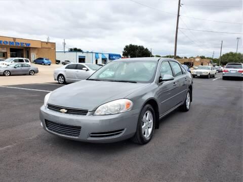 2007 Chevrolet Impala for sale at Image Auto Sales in Dallas TX