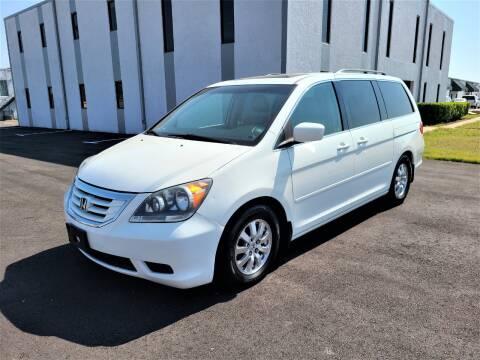 2010 Honda Odyssey for sale at Image Auto Sales in Dallas TX