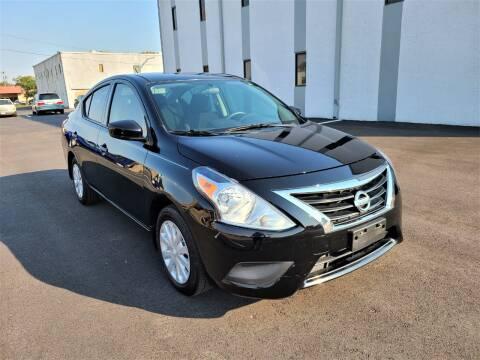 2018 Nissan Versa for sale at Image Auto Sales in Dallas TX