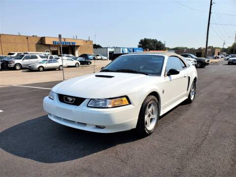 1999 Ford Mustang for sale at Image Auto Sales in Dallas TX