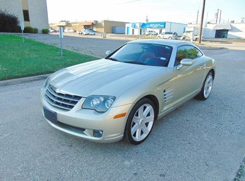 2007 Chrysler Crossfire for sale at Image Auto Sales in Dallas TX
