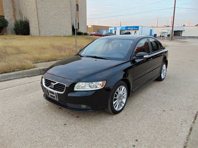 2009 volvo s40 2.4i in dallas tx - image auto sales