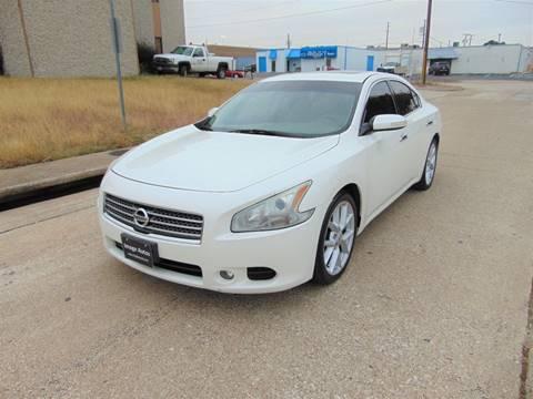 2009 Nissan Maxima for sale at Image Auto Sales in Dallas TX