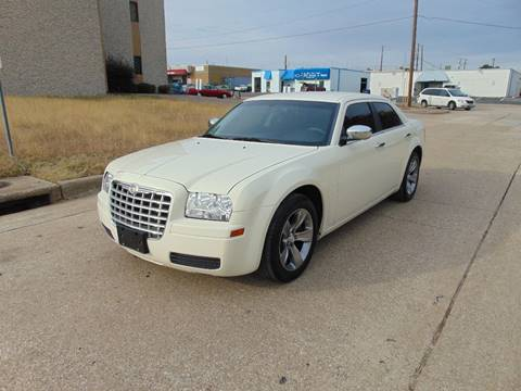 2009 Chrysler 300 for sale at Image Auto Sales in Dallas TX