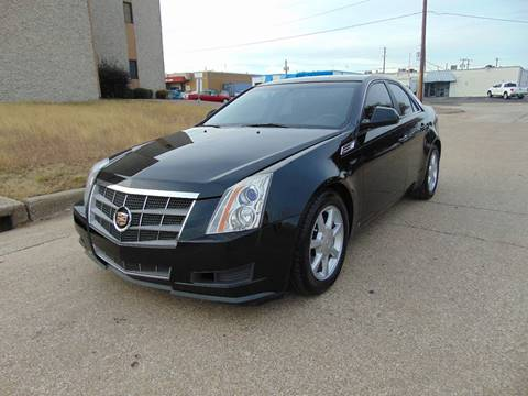 2009 Cadillac CTS for sale at Image Auto Sales in Dallas TX