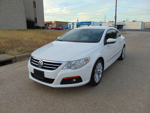 2009 Volkswagen CC for sale at Image Auto Sales in Dallas TX