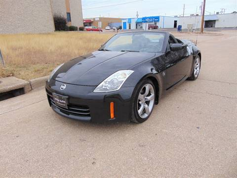 2006 Nissan 350Z for sale at Image Auto Sales in Dallas TX