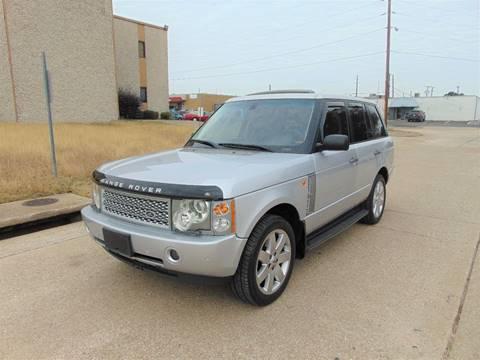 2004 Land Rover Range Rover for sale in Dallas, TX
