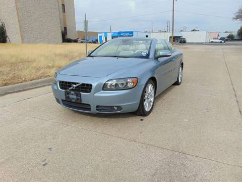 2009 Volvo C70 for sale at Image Auto Sales in Dallas TX