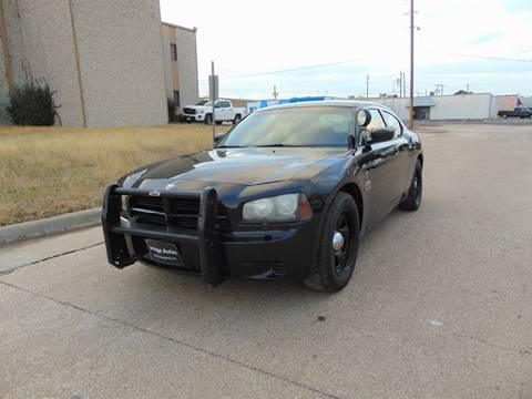 2009 Dodge Charger for sale at Image Auto Sales in Dallas TX