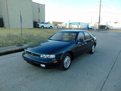 1995 Infiniti J30 for sale at Image Auto Sales in Dallas TX