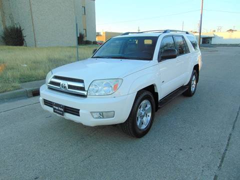 2005 Toyota 4Runner for sale at Image Auto Sales in Dallas TX