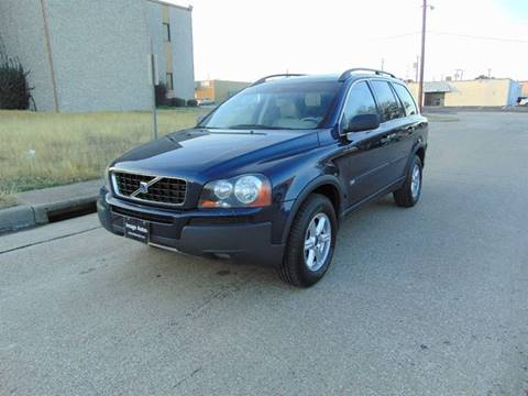 2003 Volvo XC90 for sale at Image Auto Sales in Dallas TX