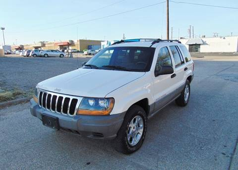 1999 Jeep Grand Cherokee for sale at Image Auto Sales in Dallas TX