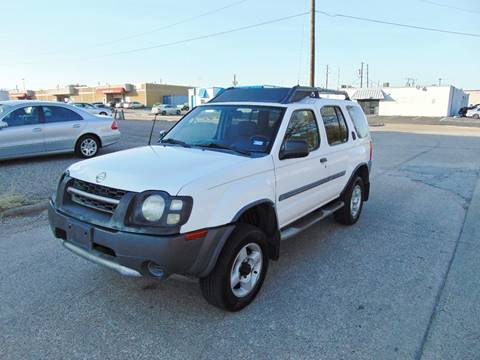 2002 Nissan Xterra for sale at Image Auto Sales in Dallas TX