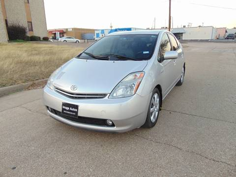 2008 Toyota Prius for sale at Image Auto Sales in Dallas TX