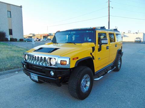 2006 HUMMER H2 for sale at Image Auto Sales in Dallas TX