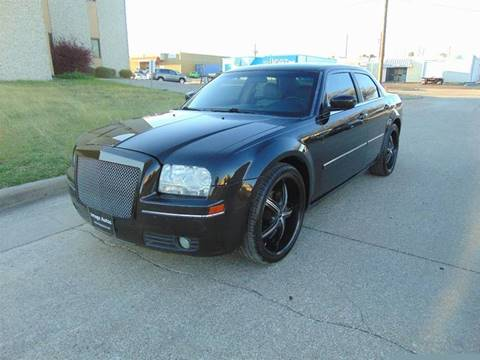 2007 Chrysler 300 for sale at Image Auto Sales in Dallas TX