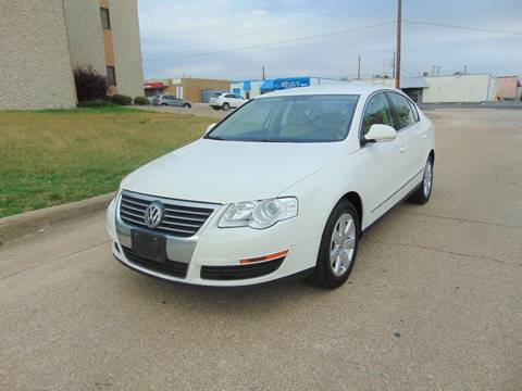 2007 Volkswagen Passat for sale at Image Auto Sales in Dallas TX