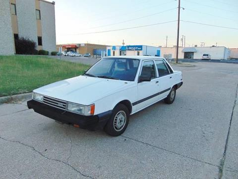 1986 Toyota Camry for sale in Dallas, TX