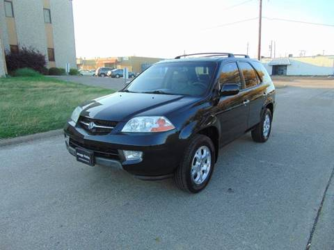 2001 Acura MDX for sale at Image Auto Sales in Dallas TX