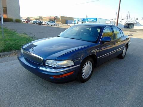 1997 Buick Park Avenue for sale at Image Auto Sales in Dallas TX