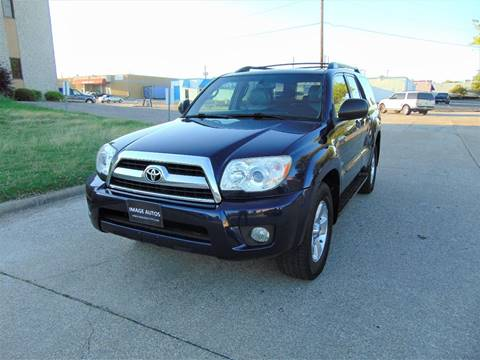 2006 Toyota 4Runner for sale at Image Auto Sales in Dallas TX