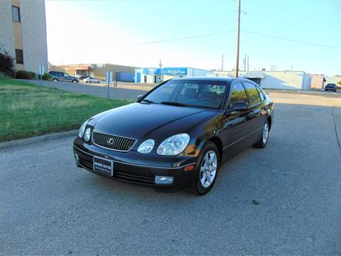 2001 Lexus GS 300 for sale at Image Auto Sales in Dallas TX
